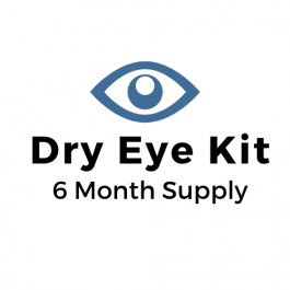 Dry Eye Kit – 6 Month Treatment