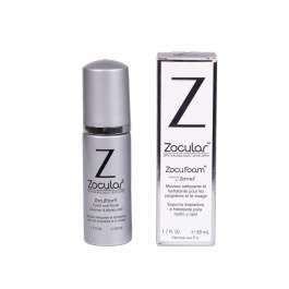 Zocufoam Eyelid Cleanser and Moisturizer