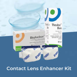 Contact Lens Enhancer Kit